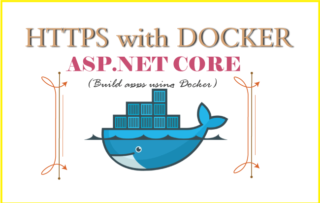 ASP.NET Core APP with HTTPS in Docker