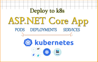 Deploy ASP.NET Core App on Kubernetes