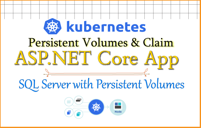 Kubernetes Persistent volumes (PV) and Persistent Volume Claim (PVC)